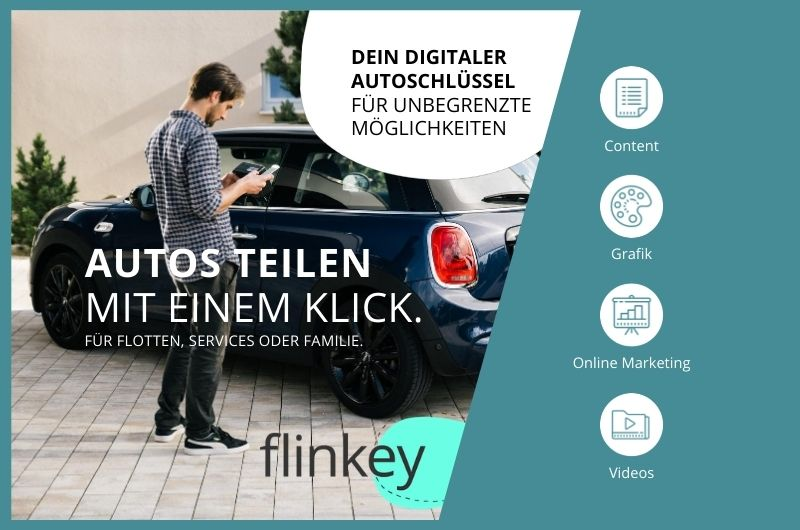 Projektbild flinkey