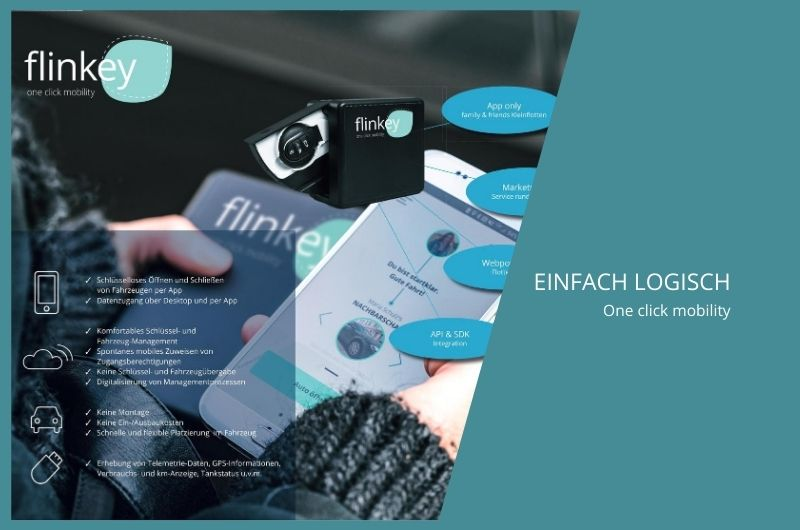 Projektbild 2 flinkey