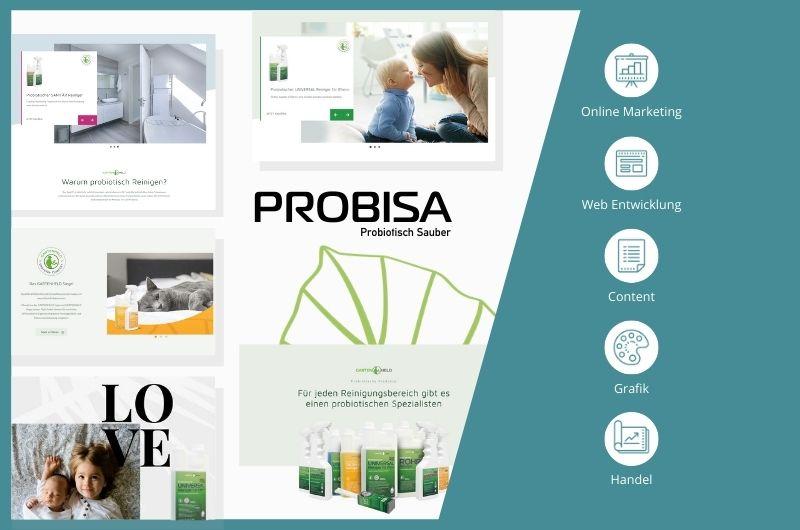 Projektbild PROBISA