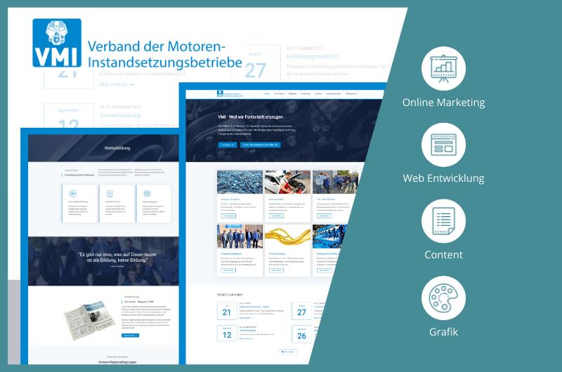Projektbild Verband VMI